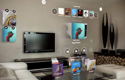 借助Magic Leap上的Spotify将您的家变成混合现实唱片商店
