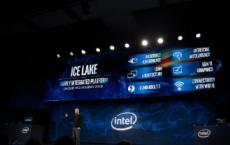 英特尔宣布首批10nm Ice Lake处理器