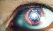 研究人员3D打印原型仿生眼球