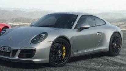 保时捷推出全新911 GTS车型