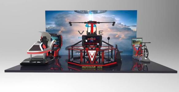 2025年按产品类型划分的虚拟现实游戏配件市场