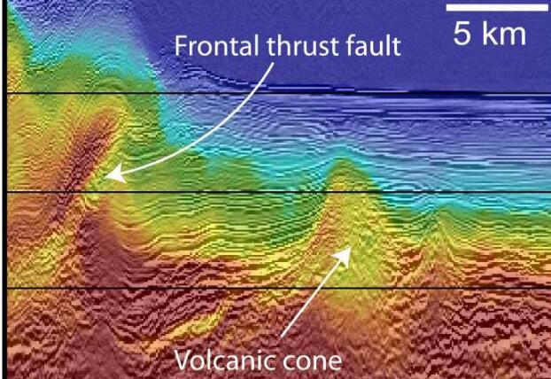 波浪状的新技术可能发掘出地震线索的宝库