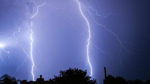 这项研究为天气预报员提供了预测雷电危害的新工具