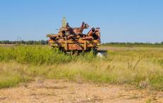 怀俄明州保护团通过众筹支持寻求回收拖车