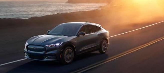 2021年福特野马Mach-E全电动跨界SUV