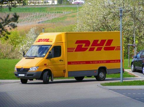 德国邮政DHL是世界上最大的物流公司