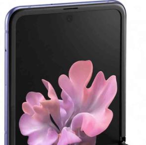 Galaxy Z Flip泄漏给我们带来了三星最好的下一个可折叠外观