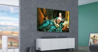 小米壁画电视采用65英寸4K面板 搭载Amlogic四核64位旗舰