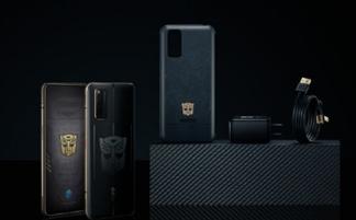 iQOO 3智能手机变形金刚限量版明日正式开启预售