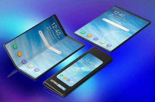 """首席执行官承认Galaxy Fold在""""准备好之前""""推出"""