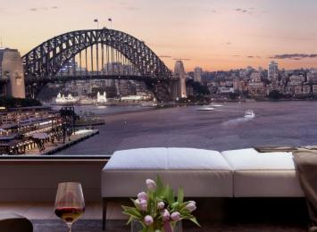 高净值本地人以1700万美元购买Loftus Lane环形码头顶层公寓