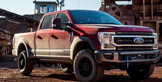 福特的新Tremor越野套装将于2020年中推出
