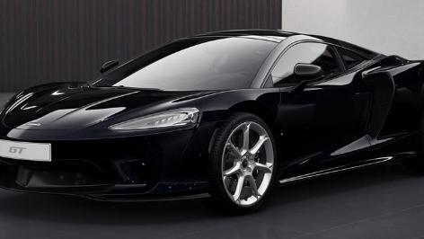 这就是我们配置梦想迈凯轮GT的方式