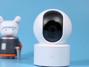 小米发布旗下最便宜云台版智能摄像机 小米智能摄像机云