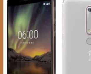 诺基亚6搭配Snapdragon 630亮相价格为$ 230