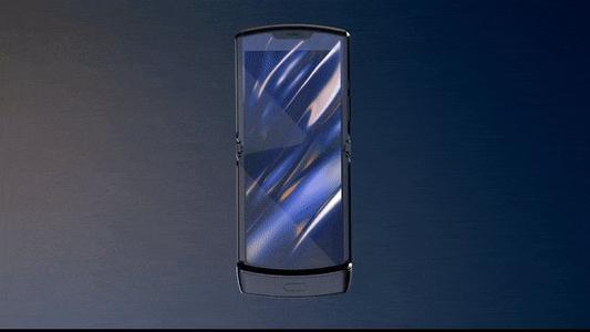 摩托罗拉重生的具有可折叠屏幕的Razr是一款非常昂贵的设备
