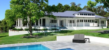 布劳顿维尔带度假胜地和马术设施的房屋是新州最受欢迎的