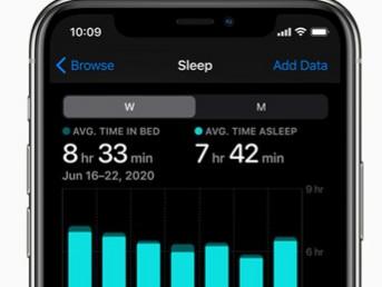 苹果watchOS 7可以进行睡眠跟踪 自动洗手检测