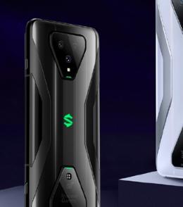 黑鲨科技宣布 黑鲨3智能手机京东618预售 到手价为3299元