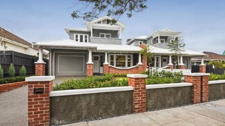 帕克代尔住宅将经典的加利福尼亚灵感与当代魅力相结合