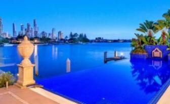 昆士兰州东南部就有近1500套房屋的售价超过了100万澳元