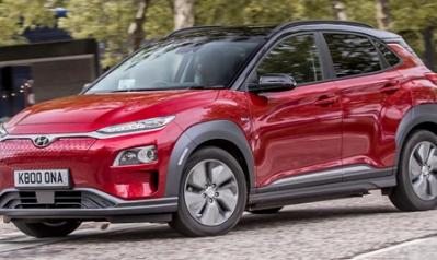 现代汽车宣布了升级版的KONA Electric的多个版本