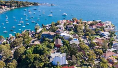在过去的十年中 悉尼价值数百万美元的地区发生了怎样的