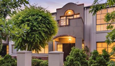 堪培拉的单位租金收益高于其他城市