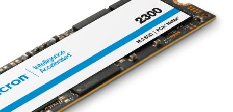 美光的新型固态硬盘相结合 可提供高存储容量