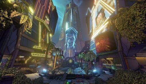 无主之地3即将推出的战役附件获得13分钟的游戏画面