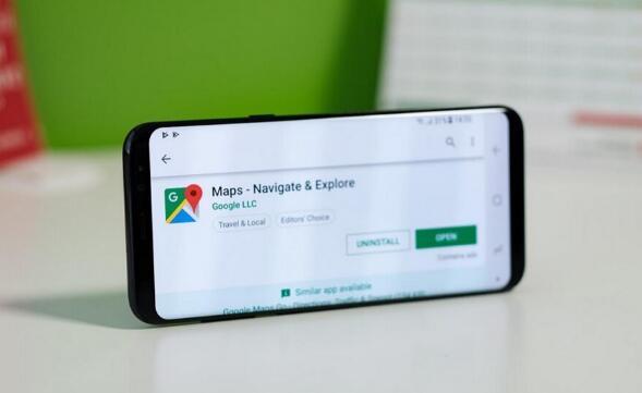 最新更新s解决了Google Map手势导航问题