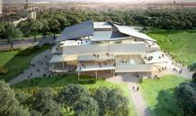 SANAA的设计入选匈牙利新国家美术馆和路德维希博物馆