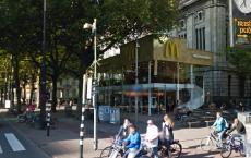 鹿特丹的最丑陋的建筑变成了时尚的麦当劳分店