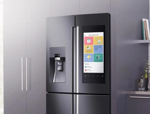 Fridgidaire在三星智能冰箱约会的帮助下寻找爱情