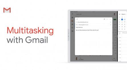 Gmail终于在iPad上获得了多任务支持