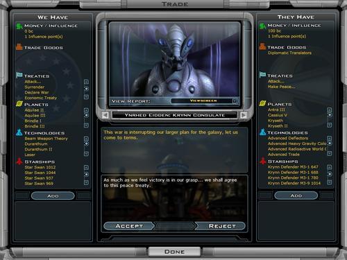 新银河文明3测试版引入了战斗查看器