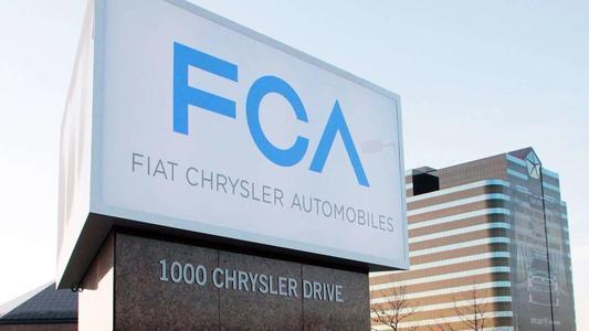 福特和菲亚特克莱斯勒第二季度的销售额下降了30%以上
