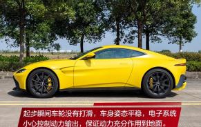 汽车知识科普:阿斯顿马丁V8Vantage百公里加速时间多少秒