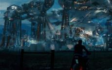 星际迷航起源预告片把生活描绘成一个星际坏蛋