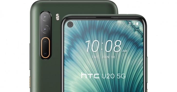 HTC U20 5G和Desire 20 Pro能否赢得新一代客户的青睐