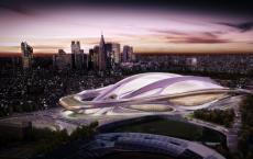 日本宣布奥林匹克体育场的新计划