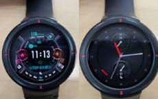 华米发布Amazfit GTR智能手表 传统与智能的碰撞品