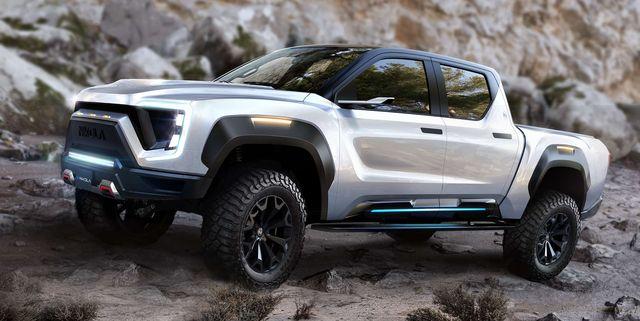 Nikola Badger Electric Pickup预计于2022年投入生产