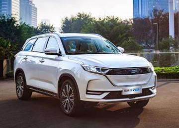 长安欧尚汽车拥有全新的动力序列产品 并正式进入电动化