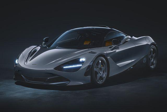 迈凯轮720S获得F1 GTR Le Mans Win周年纪念特别版