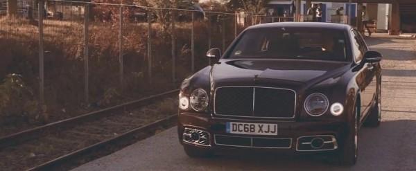 Bentley Mulsanne结合了现代包装所带来的安全性和便利性