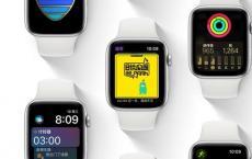 以下是所有与watchOS 6兼容的Apple Watch型号