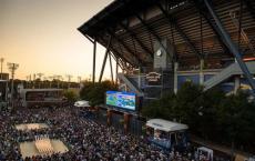 Billie Jean King国家网球中心提供三阶段扩张