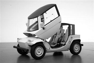 丰田Camatte57s概念车在东京玩具展上首次亮相