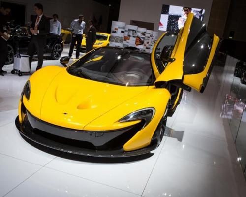 迈凯轮正考虑将其沃金工厂和历史悠久的赛车抵押以筹集现